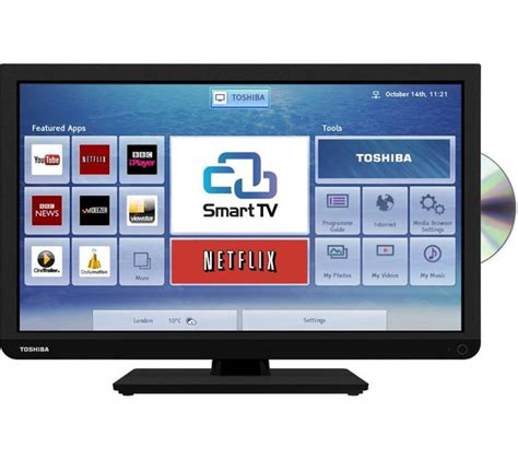 Tv Toshiba Smart televisions best televisions offers pc world