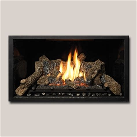 gas fireplace logs with blower would you like blower on your gas logs the fireplace place