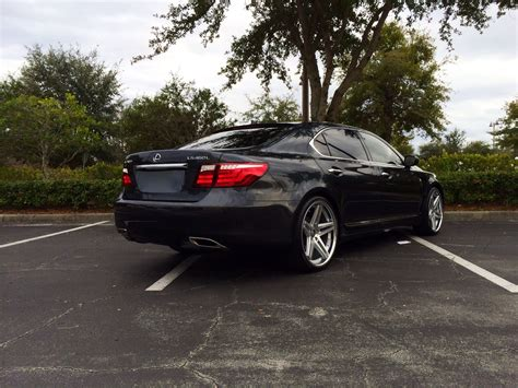 Ls And Lights Avest Specd Ls460 Led Lights Club Lexus Forums