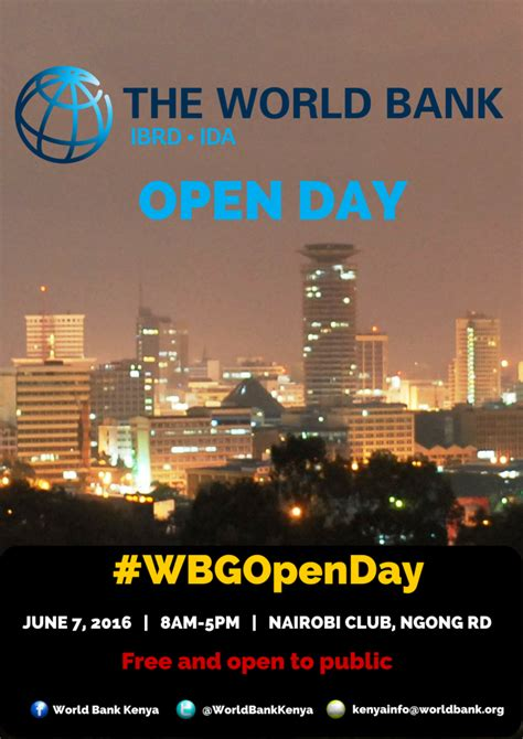 bank day world bank open day kenya
