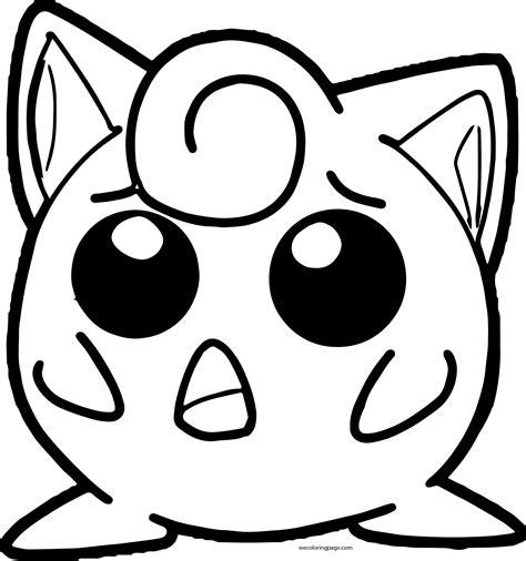 pokemon coloring pages jigglypuff pokemon jigglypuff coloring pages images pokemon images