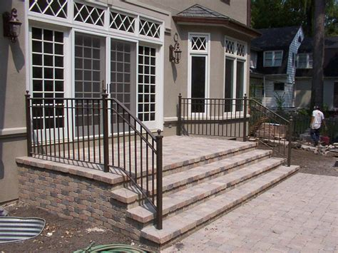 outdoor banisters and railings adding railing to your exteriors can give the outside a