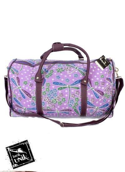 Tas Kembang 3 tas baju batik cantik bunda motif kembang kembangan tas wanita murah batikunik