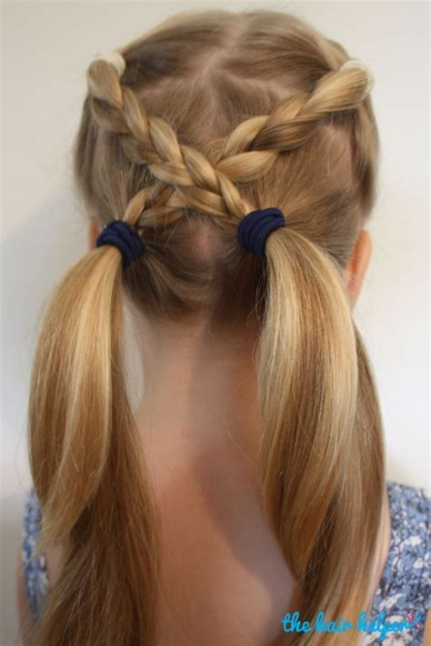 ideas  easy kid hairstyles  pinterest