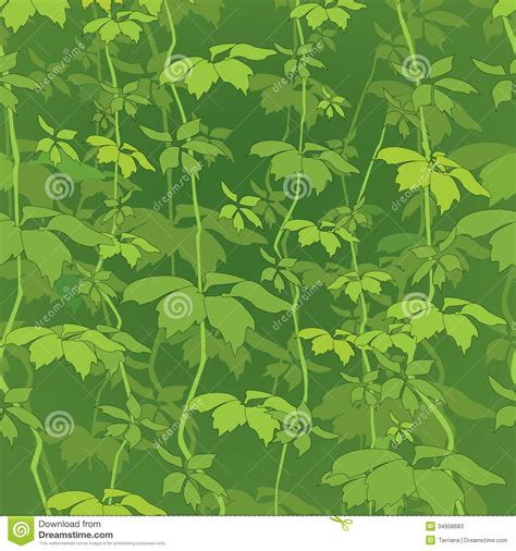 seamless pattern nature floral seamless background nature green leaf texture