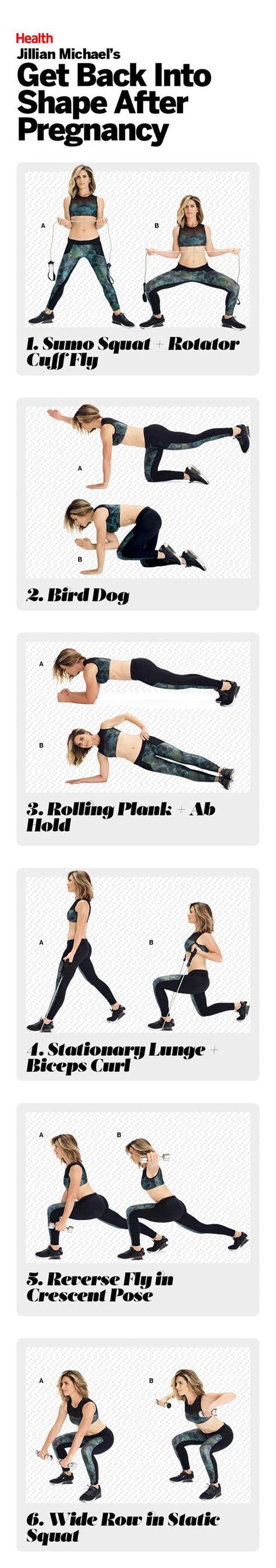 Health Getting Back In Shape In 2007 by Best 25 Jillian Ideas On