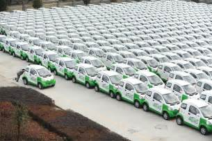 Electric Vehicle Charging In China China Has The Potential To Be Top Market For Electric
