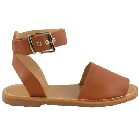 womens ankle sandals womens summer menorcan sandals ankle flip