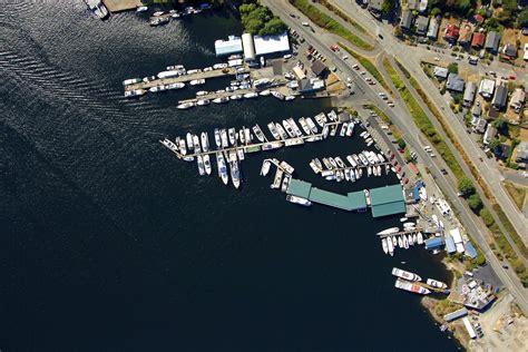 boat bed and breakfast seattle seattle marina in seattle wa united states marina