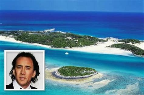 Nick Vacation In The Bahamas by How Nicolas Cage Wildly Spent A 150 Million Fortune
