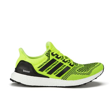 Ardiles Malovic Black Yellow Running Shoes adidas s ultra boost running shoes yellow black probikekit uk