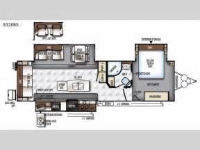 rockwood cer floor plans rockwood signature ultra lite 8328bs travel trailer