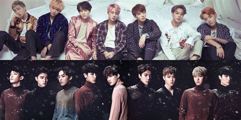 exo or bts kbs news anchor apologizes for saying bts is beating exo