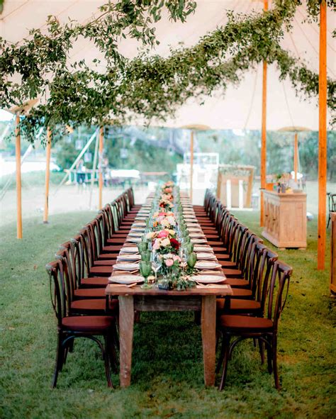 Wedding Reception Table by 42 Stunning Banquet Tables For Your Reception Martha