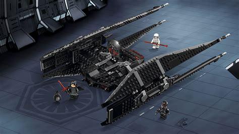 Lego Starwars Tie Fighter 75179 kylo ren s tie fighter lego 174 wars products wars lego