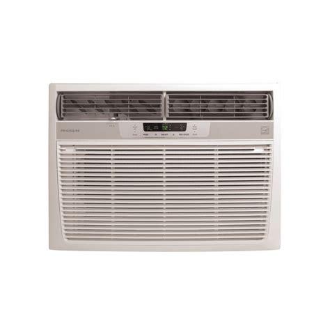 room air conditioners no window shop frigidaire 12000 btu window room air conditioners at lowes