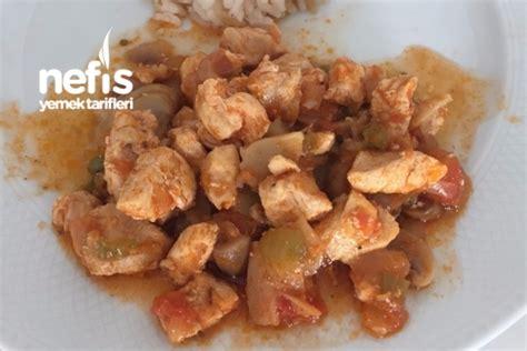 yemek tarifleri g 246 rsel yemek tarifi mantarl tavuk gs sote 17 mantarlı tavuk sote