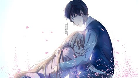 drakorindo your lie in april your lie in april wallpapers wallpaper cave