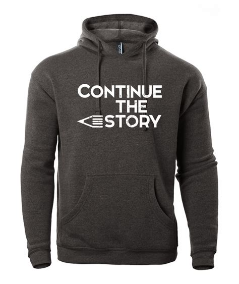 Hoodie Cts 1 cts merch continue the story