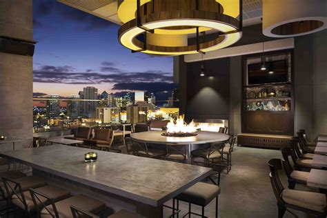 roof top bars san diego the nolen a destination rooftop bar and lounge in san diego