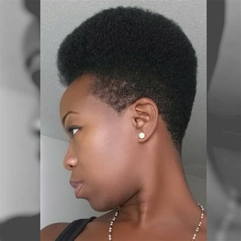 tapered haircut natural hair natural hair update tapered hair cut youtube
