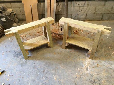 saw benches saw benches by buck cpa lumberjocks com woodworking community