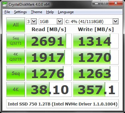 hard drive bench mark how to benchmark the speed of your hard drive or ssd pcmech