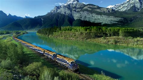 along with the gods canada video the canadian rockies by rail regional broadcast