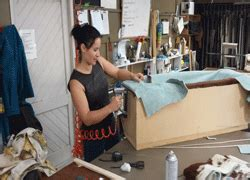 upholstery apprenticeship upholstery apprentice turns passion into a career competenz