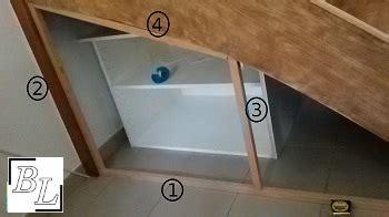 comment faire un placard sous escalier 4497 r 233 aliser facilement un placard sous escalier diy