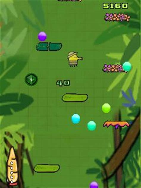 doodle jump for java phone doodle jump jungle java for mobile doodle jump