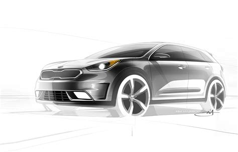 Kia Suv Car Forget The Suv Meet The Huv Kia Confirms 2016 Niro