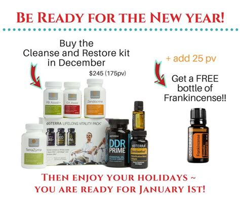 Does Detox Kit Work by 35 Best Doterra 30 Day Cleanse Images On