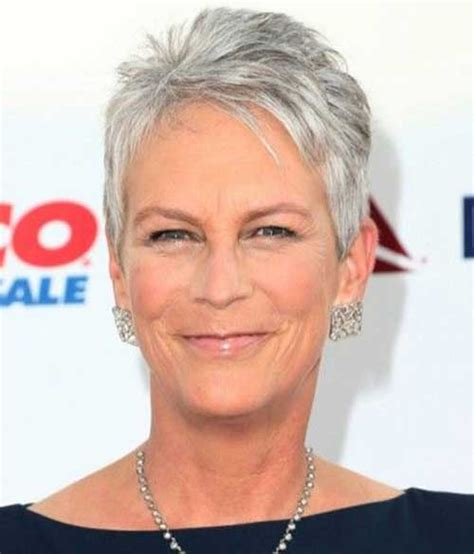 super short haircuts for women with gray hair 20 super short hair styles for older women short