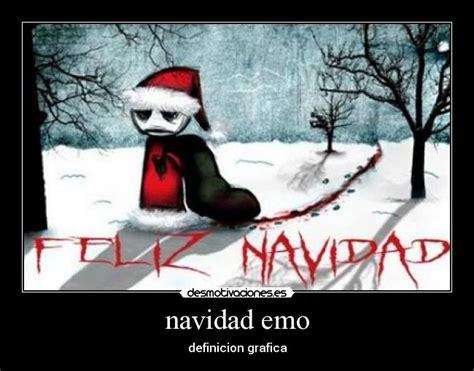 Imagenes Emo Navidad   imagenes de navidad de emos imagui