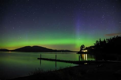 Northern Lights In Washington by 10 Best Ideas About Washington Usa On