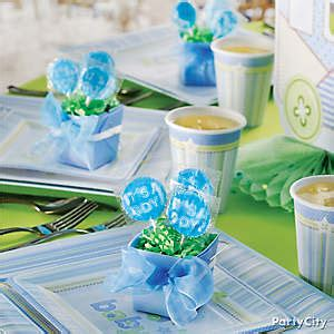 Baby Shower Place Setting Ideas by Baby Shower Favor Ideas City