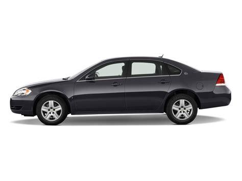 Side Ls 2010 Chevrolet Impala 4 Door Sedan Ls Side Exterior View