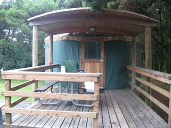 Cing Cabins Oregon by Oregon Yurts