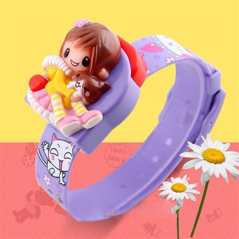 Tangan Cendol Besar 35 X 35cm jam tangan anak lucu desain menarik yang pasti disukai anak anak harga jual
