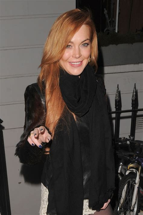 Lindsay Was Out Of by Lindsay Lohan Out In Celebzz Celebzz