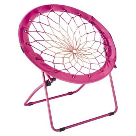 Pink And Black Bungee Chair by Bungee Chair Pink With Black