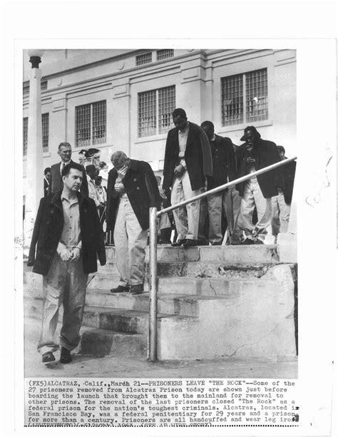 alcatraz prisoners photos 28 images alcatraz inmates
