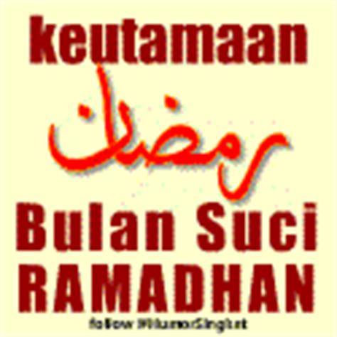 gambar dp bbm animasi tema puasa ramadhan