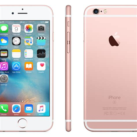 apple iphone 6s specifications price features comparison