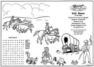 Dining Room Placemats children s menus kid s placemat coloring menus for
