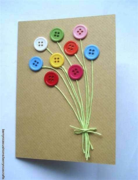 button cards make your own 1000 ideas about raffia crafts on fall