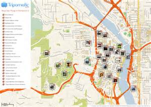 file portland printable tourist attractions map jpg