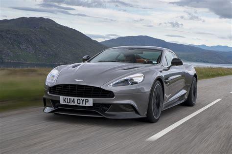 Aston Martin Horsepower by New Aston Martin Vanquish Could Pack 800 Horsepower