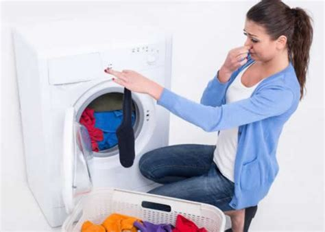 how to clean a stinky how to clean a smelly washing machine handyman tips
